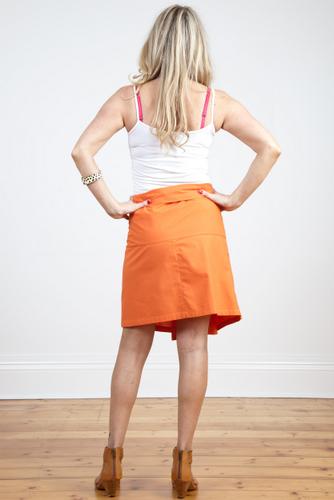 Fisherman Skirt Mini