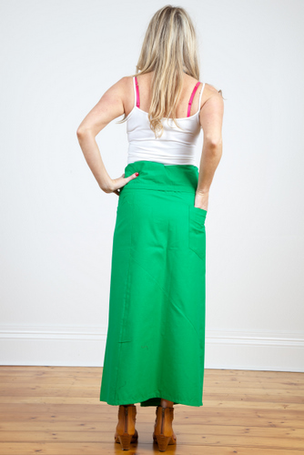 Fisherman Skirt Long