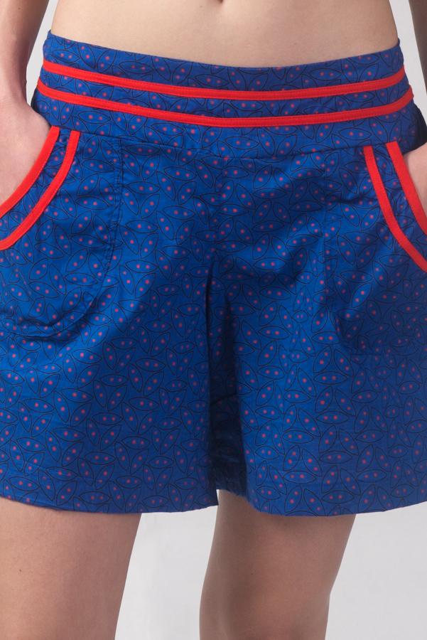 Devi Shorts - Pea Blue