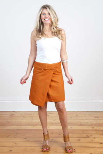 Fisherman Skirt Mini