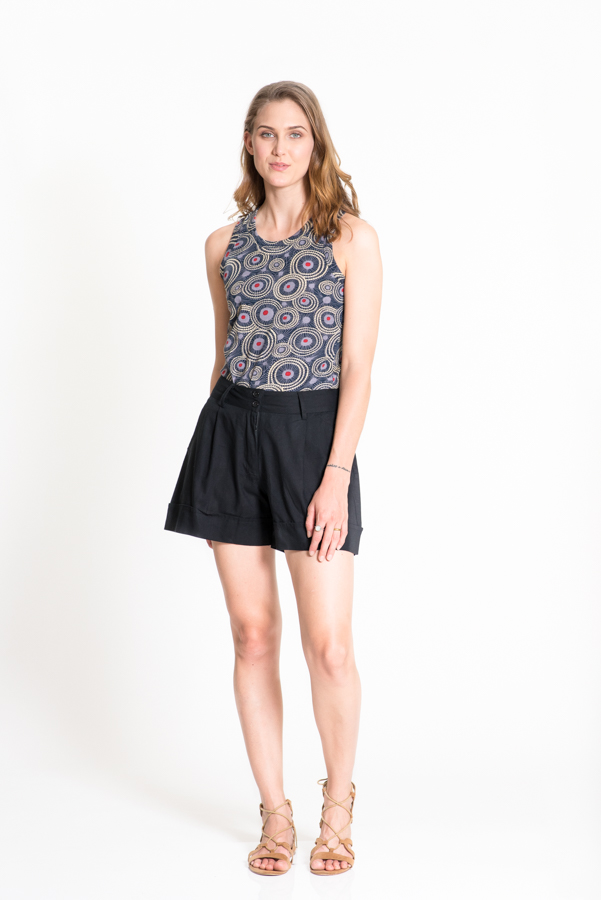 Anushka Shorts - Black