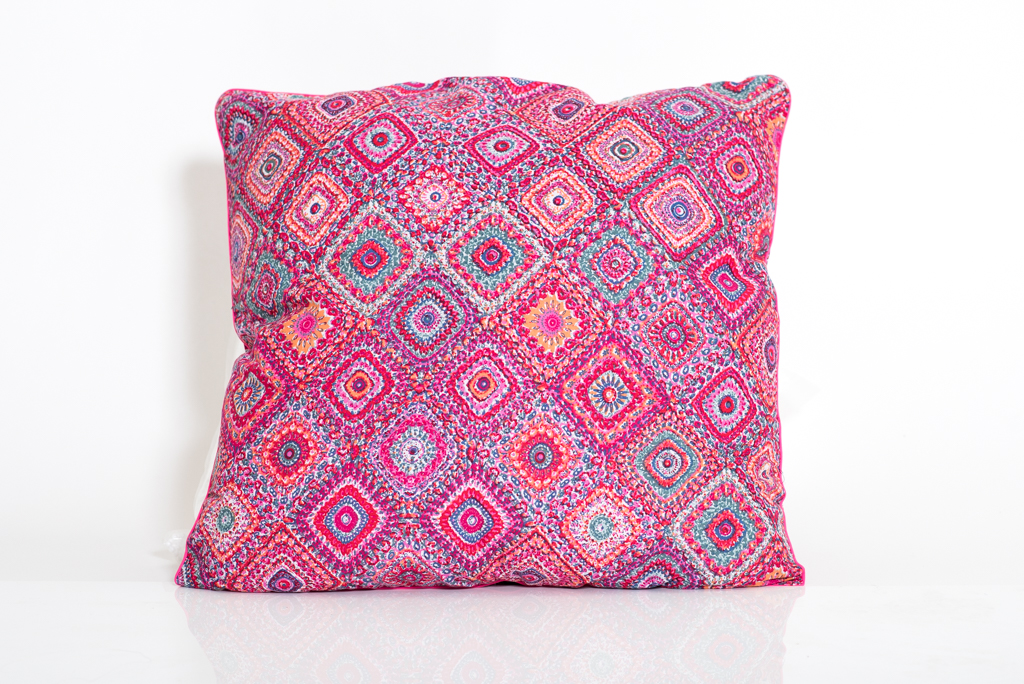 Cushion Cover - Maru Print
