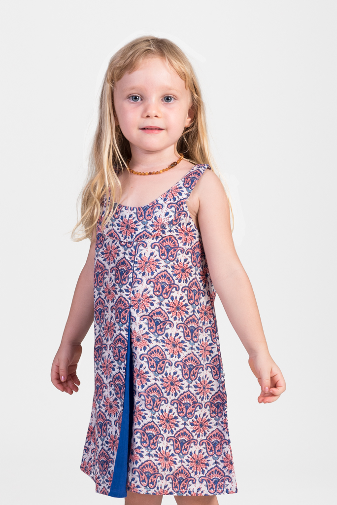 Kid's Magic Dress - Pink Flower
