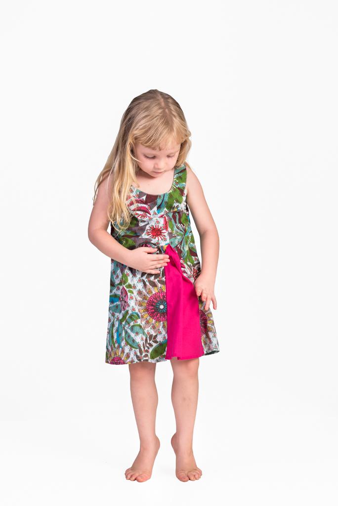 Kid's Magic Dress - Sarah Green
