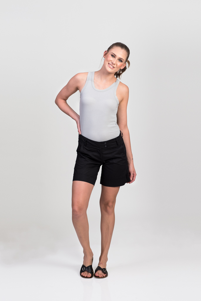 Om Shorts - Black