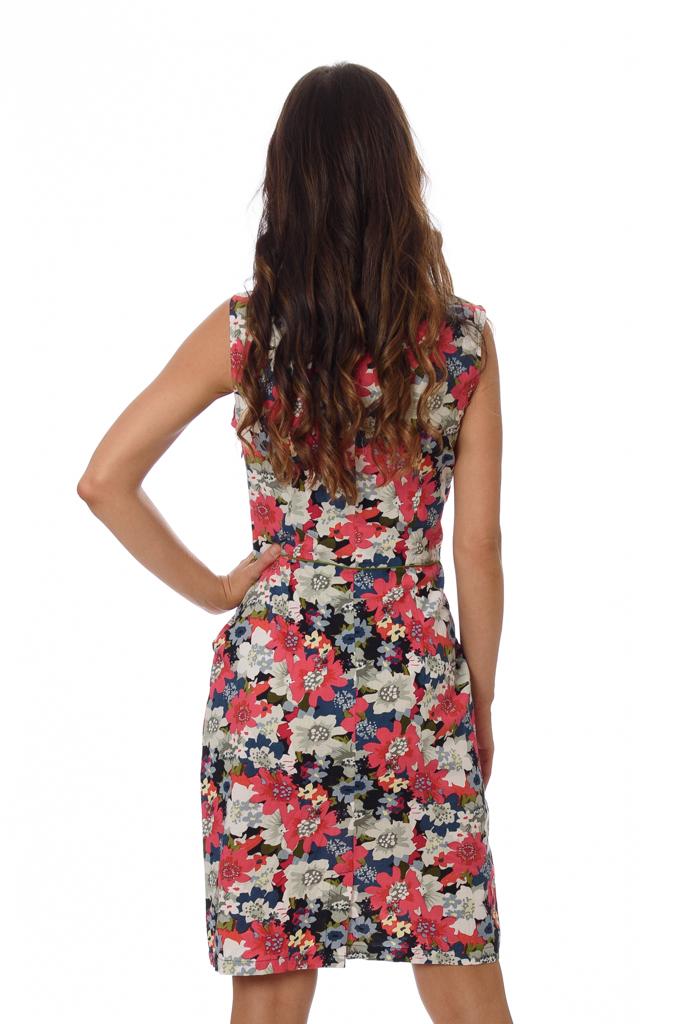 SYDNEY WOMENS DRESS – FLOWER PATCH